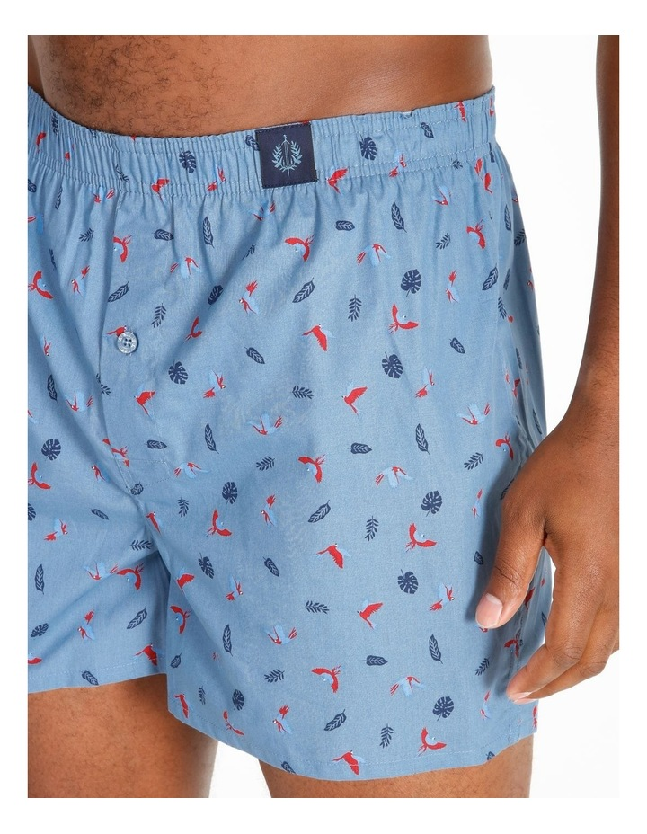 4 Pack Woven Boxers image 4
