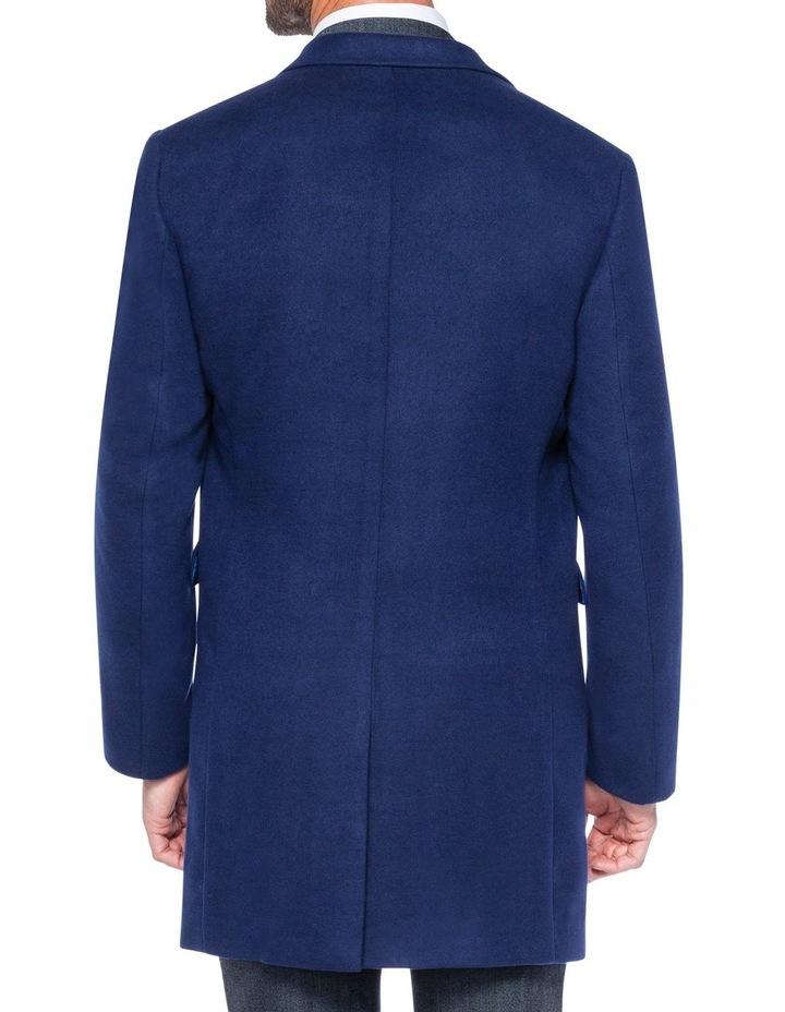 3/4 Length Melton Coat image 2