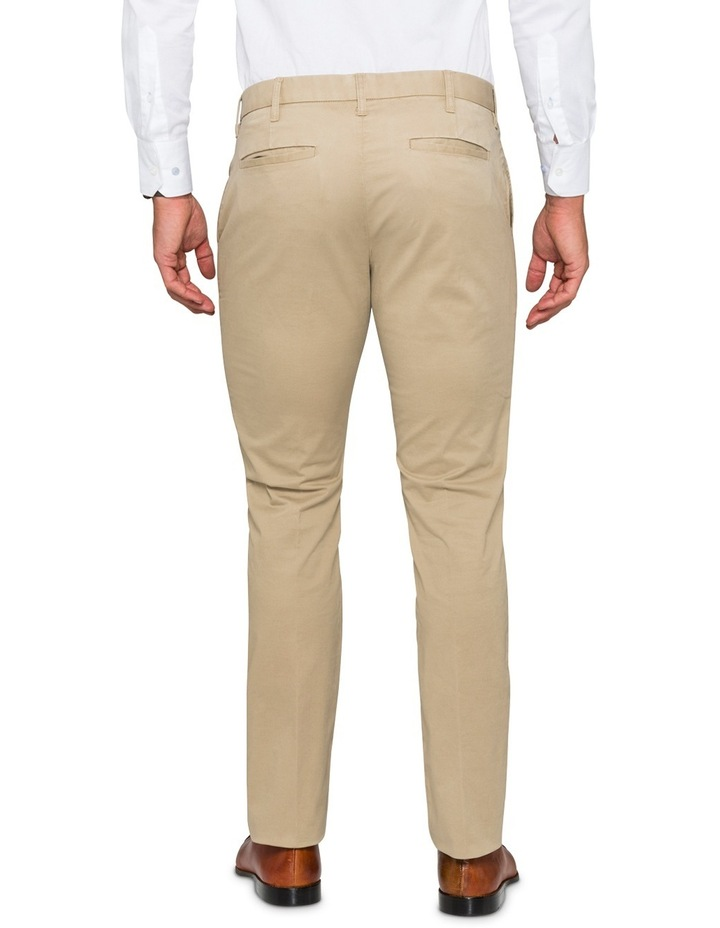 Taupe Chino Pant VPEM522Z image 2