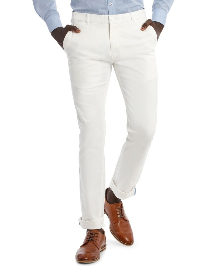 Cotton Stretch Chino image 1