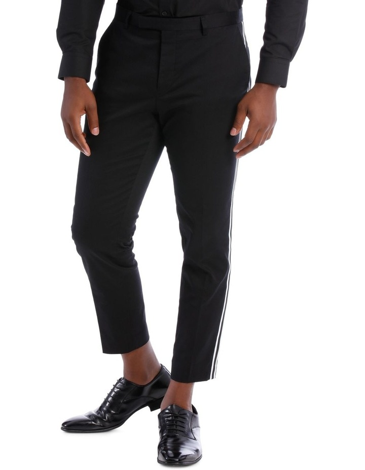 Fallen Plain Trouser Black image 1