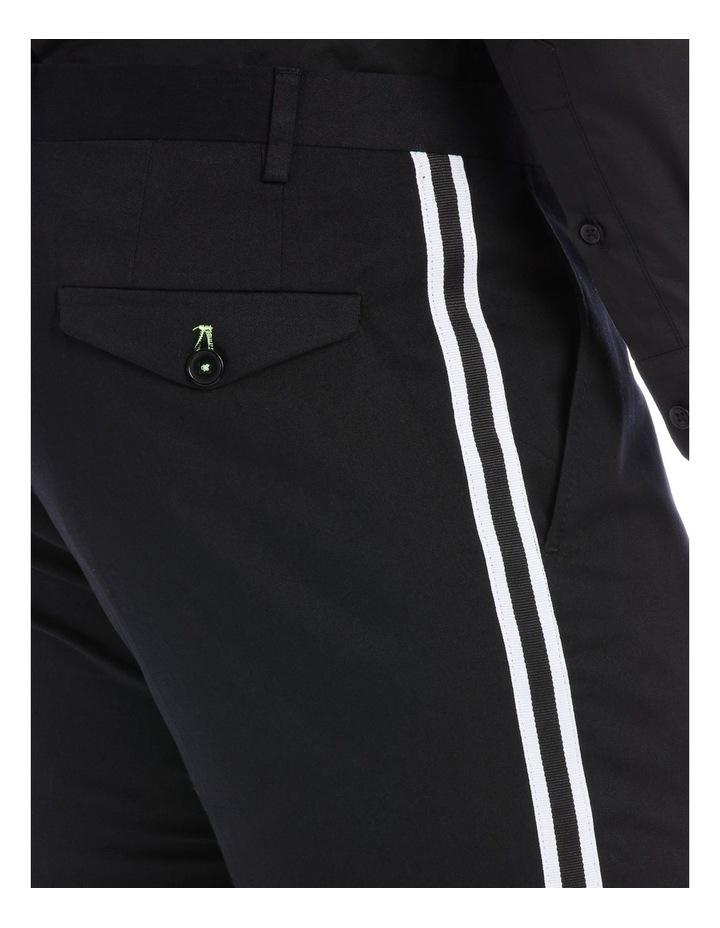 Fallen Plain Trouser Black image 4