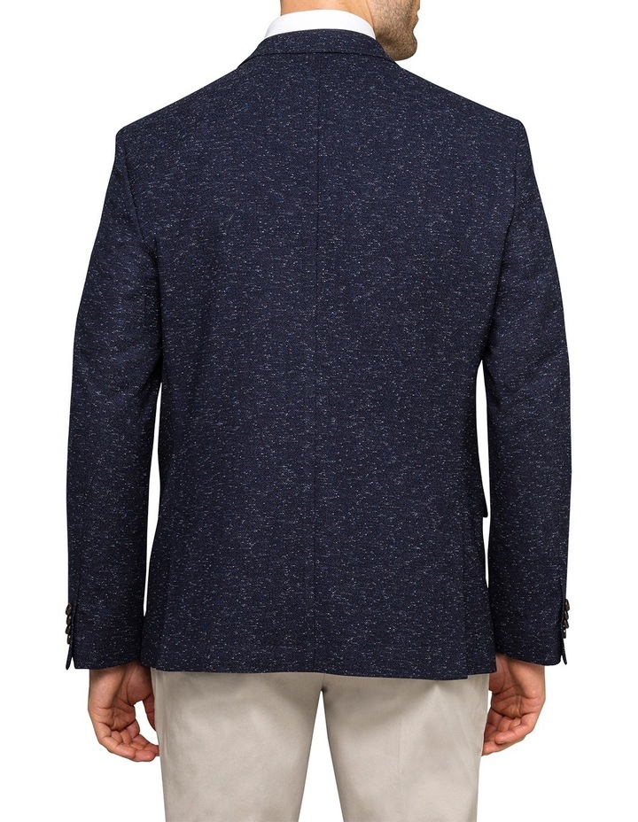 Navy Blue Fleck Sports Jacket VBEM016Z_RIKB image 2