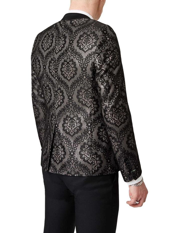 Vilks Print Sportscoat Black/Silver image 4