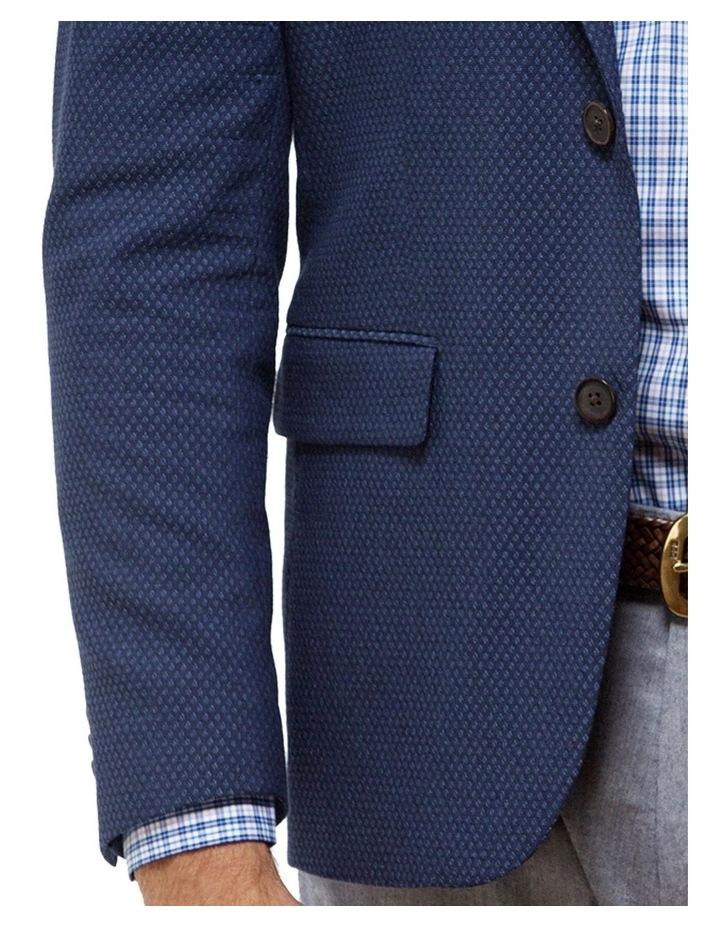 Cotton Blend Cluster Dot Blazer image 4
