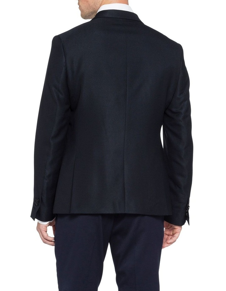 Satin Peak Lapel Dobby Jacket image 2