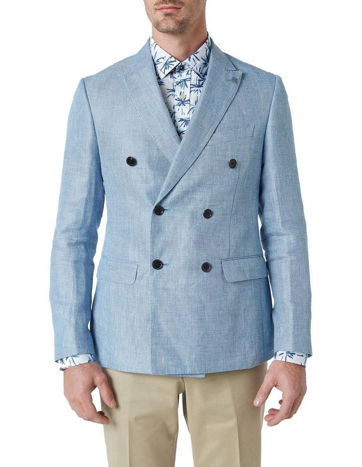 Alexander Linen Double Breasted Sportscoat image 1