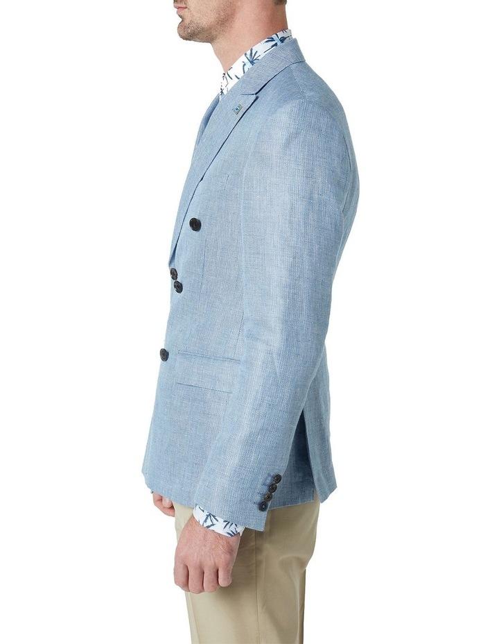 Alexander Linen Double Breasted Sportscoat image 2