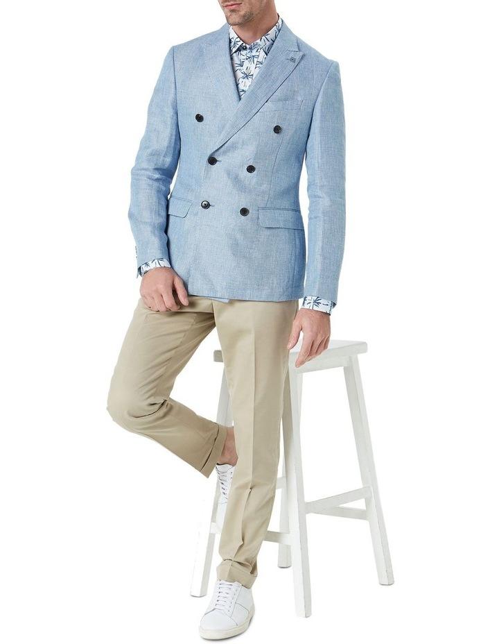 Alexander Linen Double Breasted Sportscoat image 4
