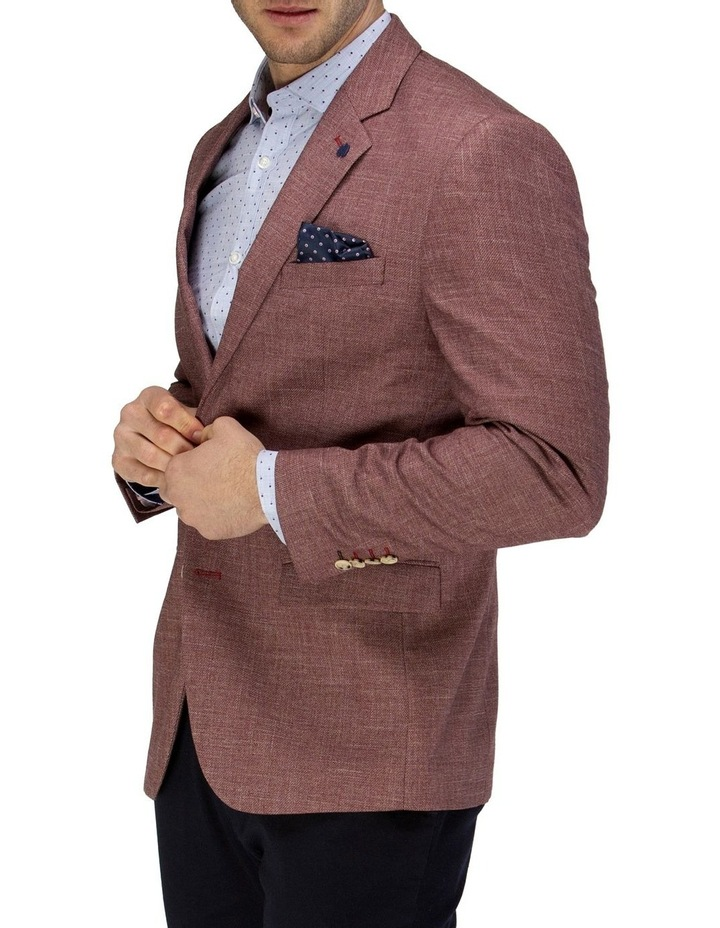 Two-tone Textured Blazer image 2
