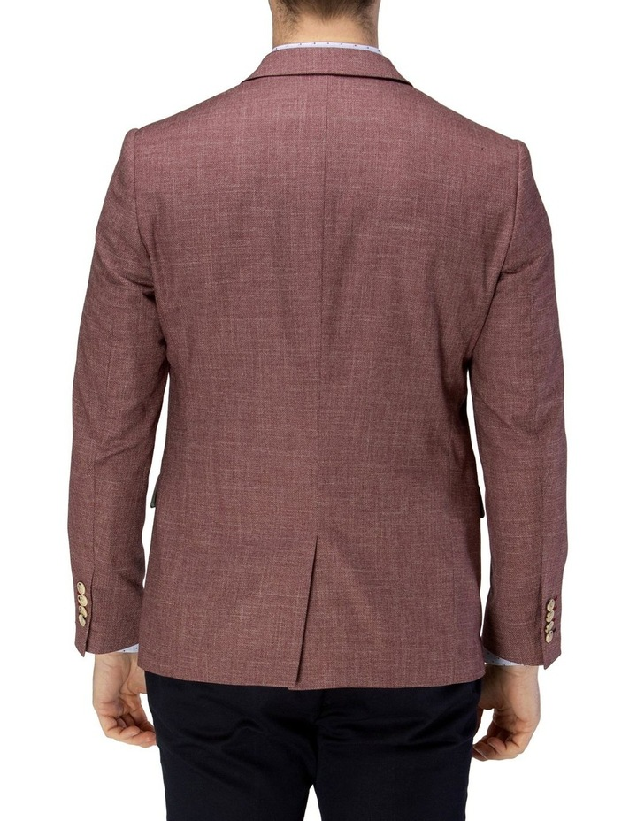 Two-tone Textured Blazer image 3