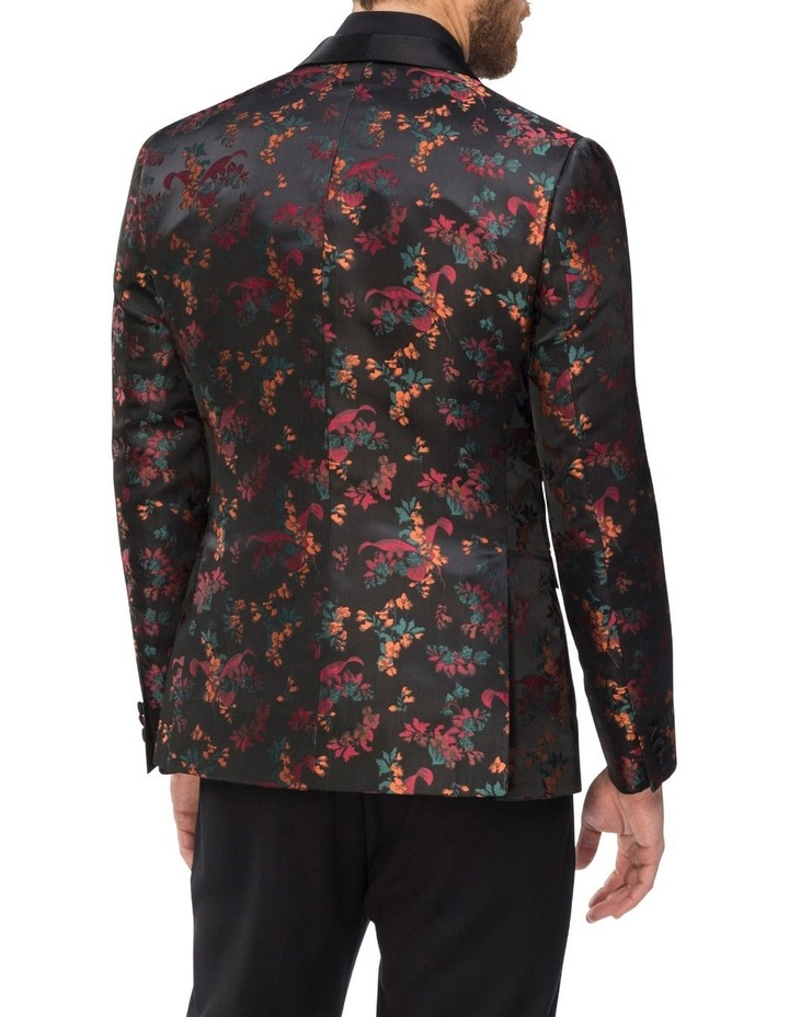 Floral Print Occasional Jacket image 2