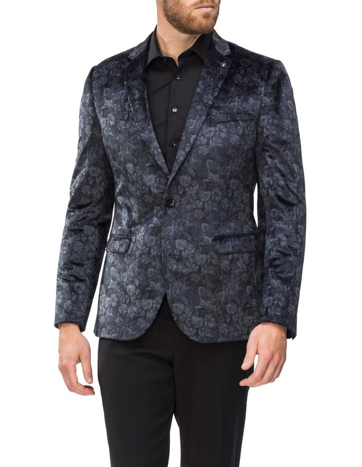 Floral Print Occasional Jacket image 1