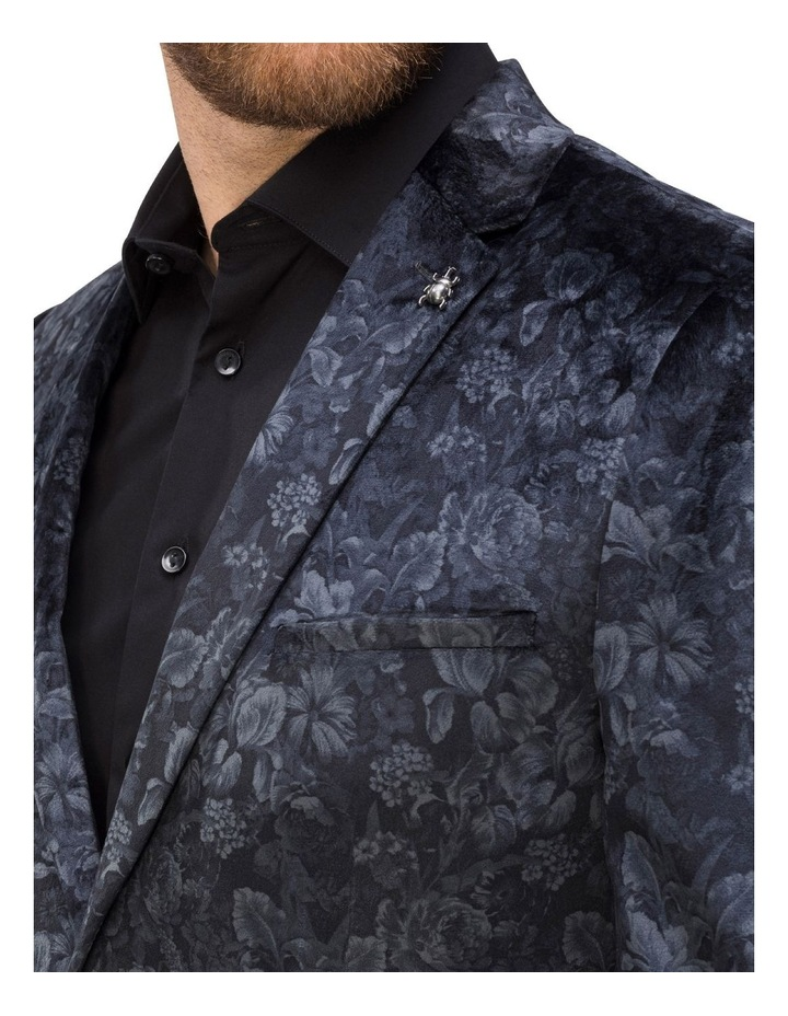 Floral Print Occasional Jacket image 3