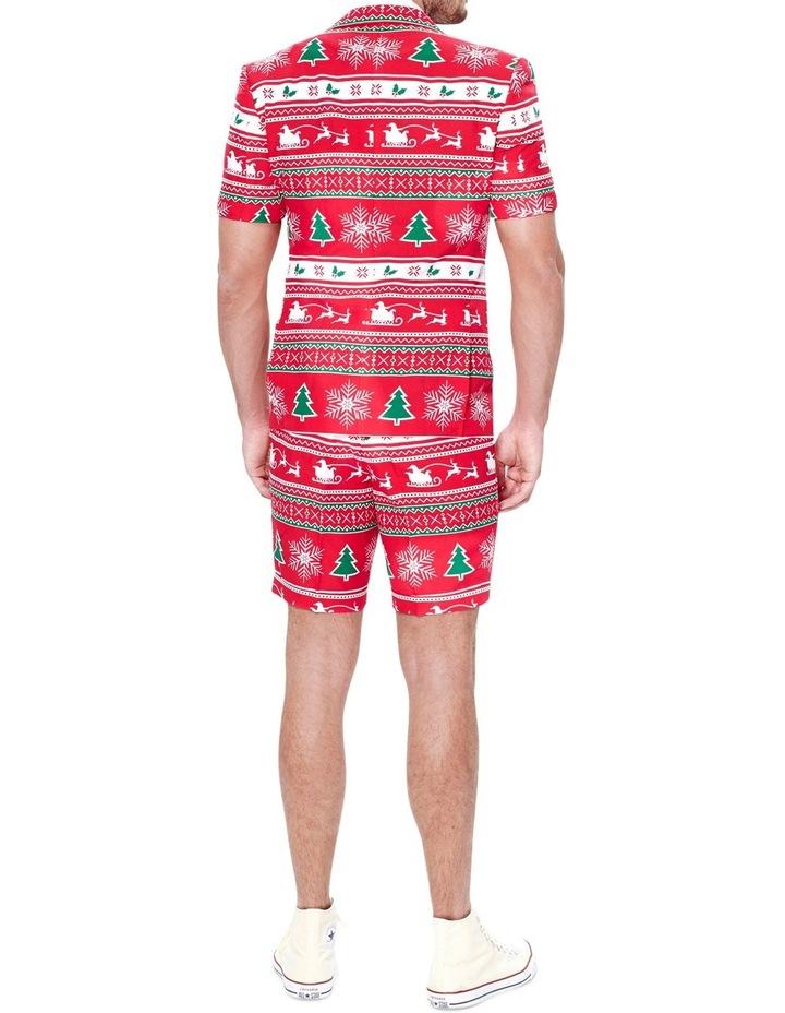 Winter Wonerland Short Christmas Suit image 2