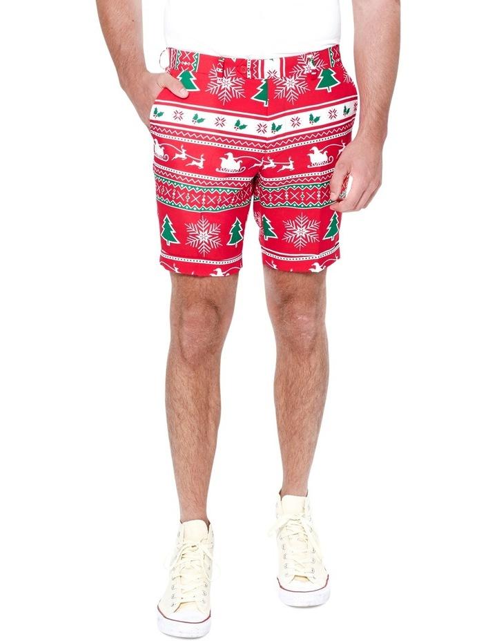 Winter Wonerland Short Christmas Suit image 3
