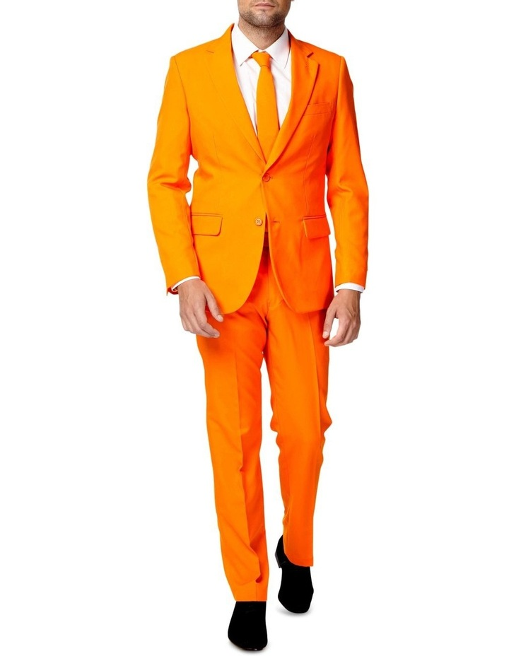 Men's The Orange Solid Suit image 1
