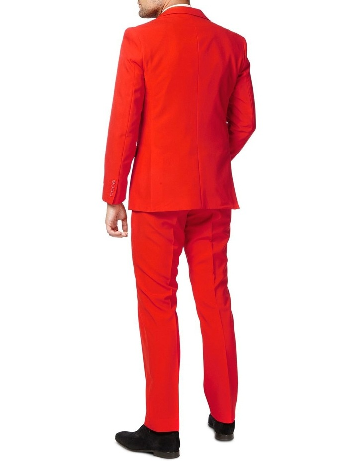 Men's Red Devil Solid Suit image 2