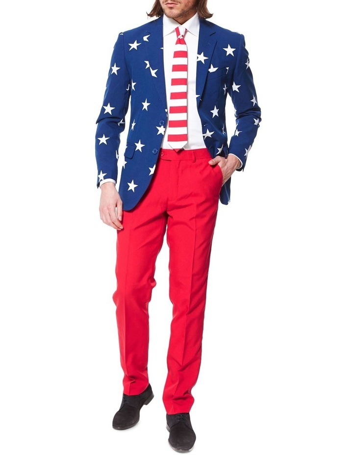 Men's Stars and Stripes Americana Suit image 1