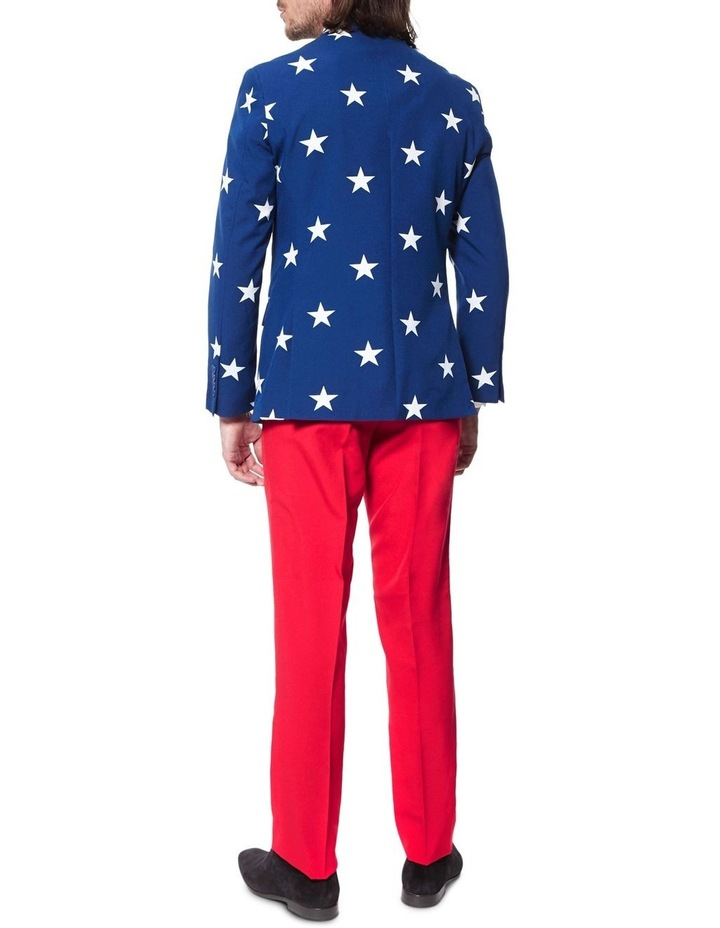 Men's Stars and Stripes Americana Suit image 2