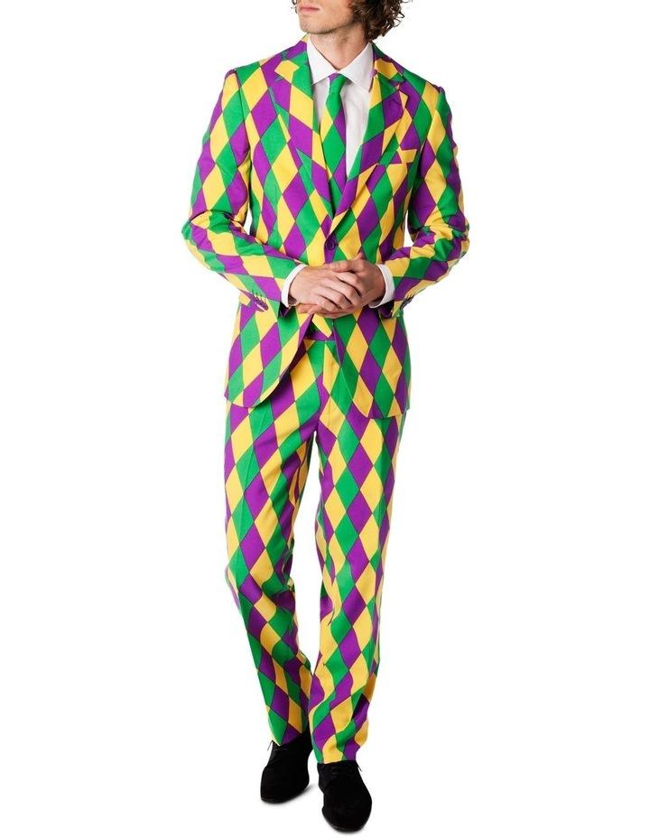 Men's Harleking Mardi Gras Suit image 1