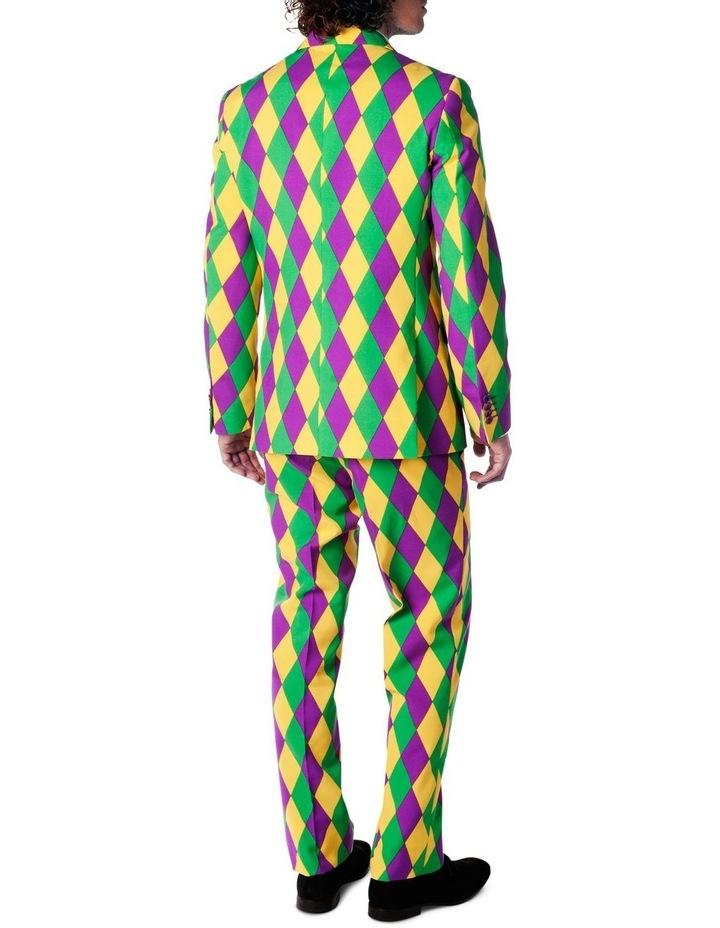 Men's Harleking Mardi Gras Suit image 2
