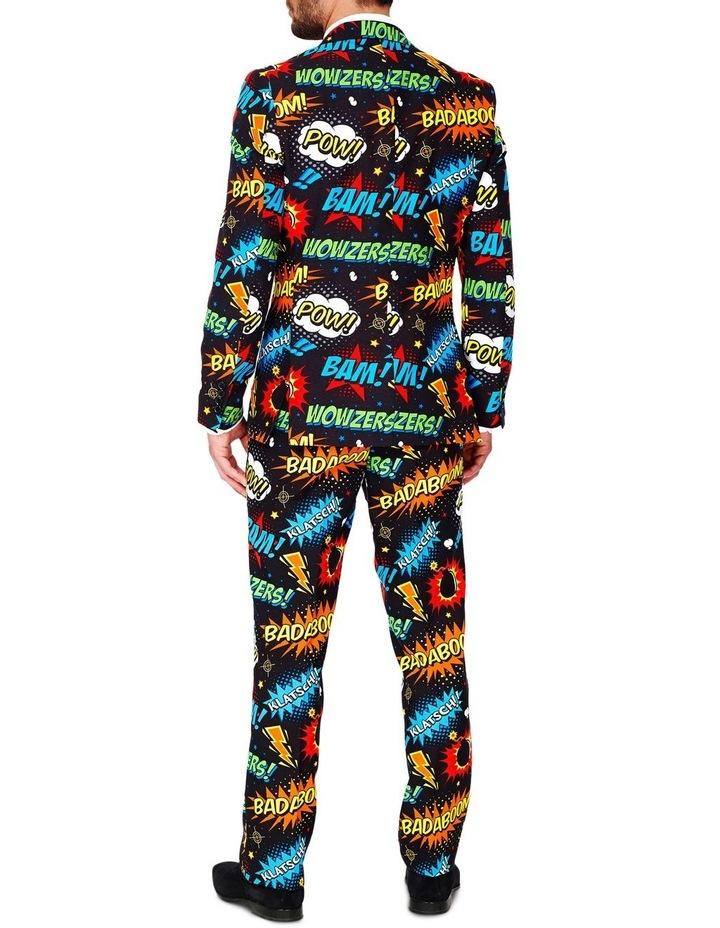 Men's Badaboom Comics Suit image 2