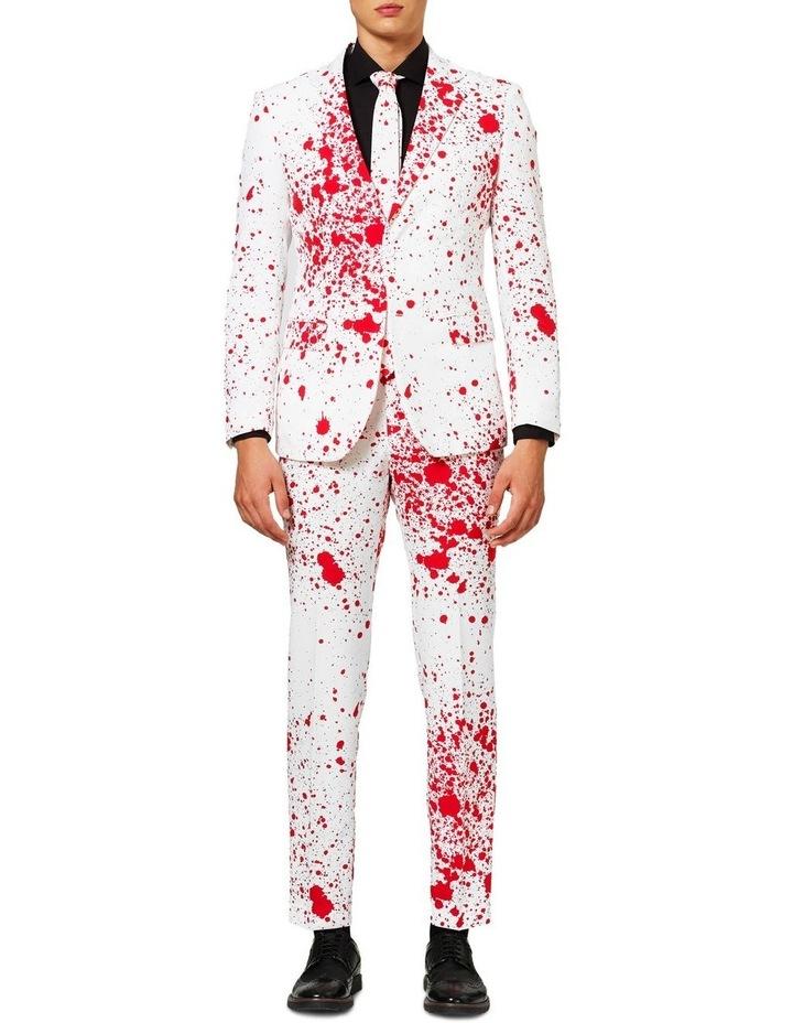 Men's Bloody Harry Halloween Suit image 1
