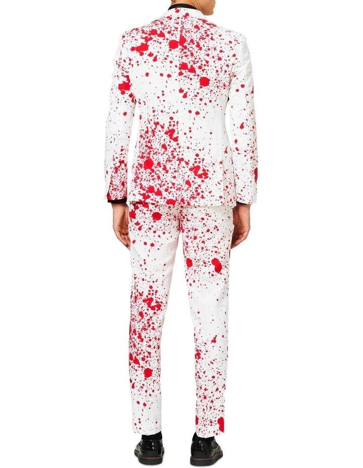 Men's Bloody Harry Halloween Suit image 2