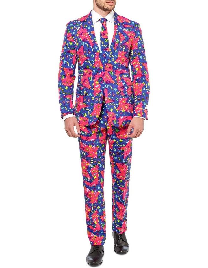 Men's The Fresh Prince Carnival Suit image 1