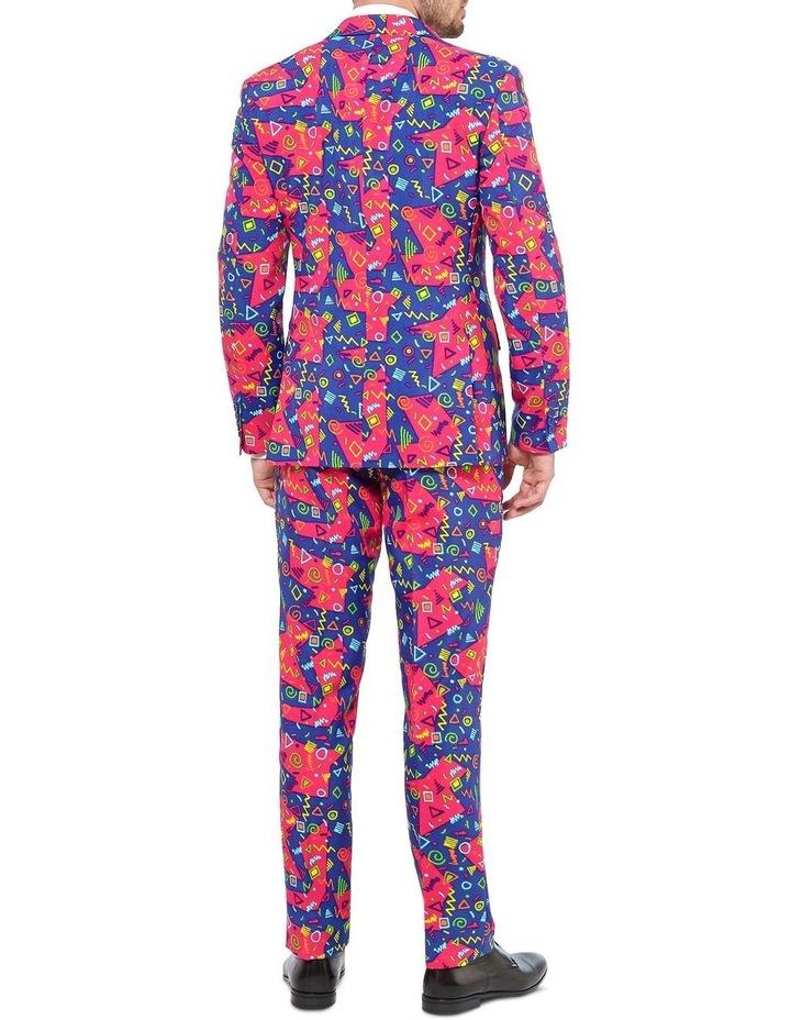 Men's The Fresh Prince Carnival Suit image 2
