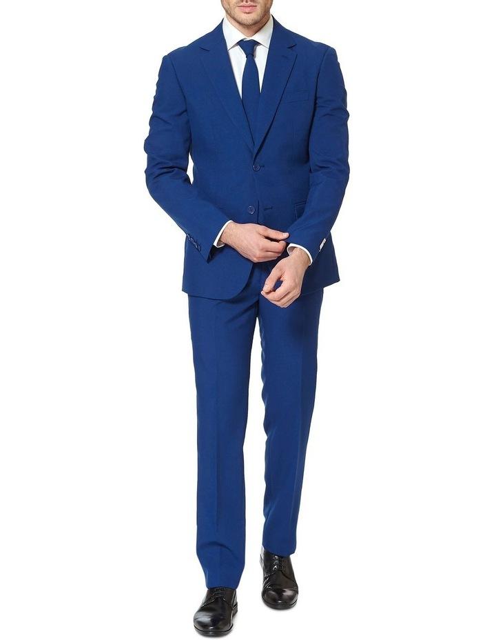 Men's Navy Royale Solid Suit image 1