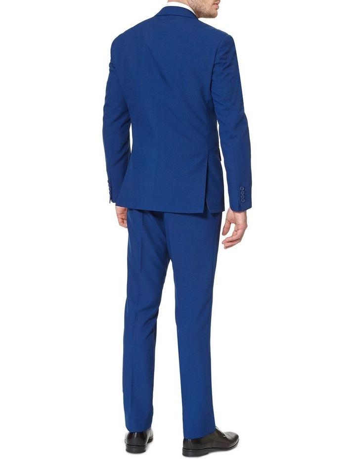 Men's Navy Royale Solid Suit image 2