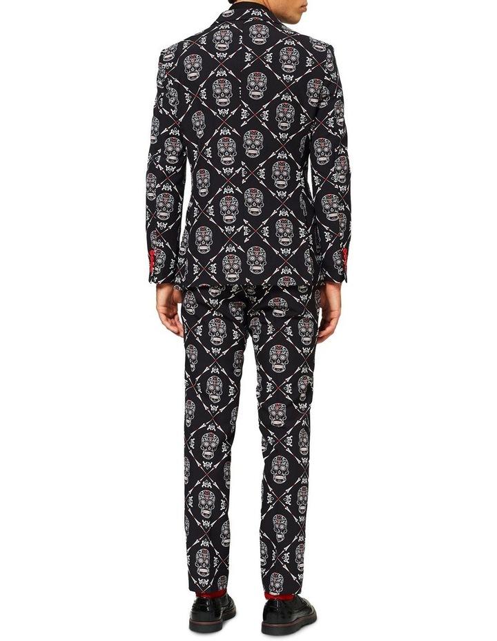 Men's Haunting Hombre Halloween Suit image 2