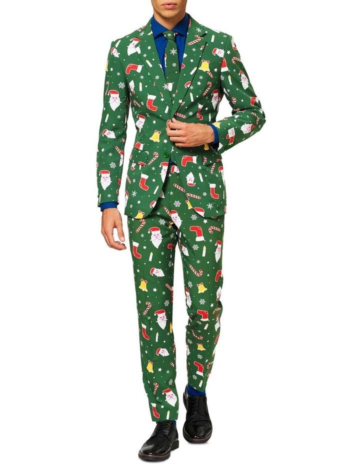Men's Santaboss Christmas Suit image 1