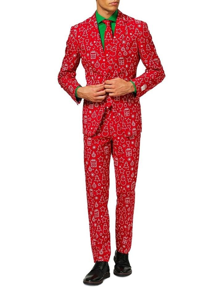 Men's Iconicool Christmas Suit image 1
