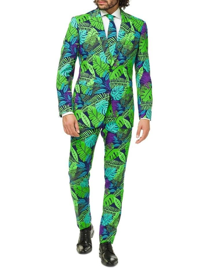 Men's Juicy Jungle Plant Suit image 1
