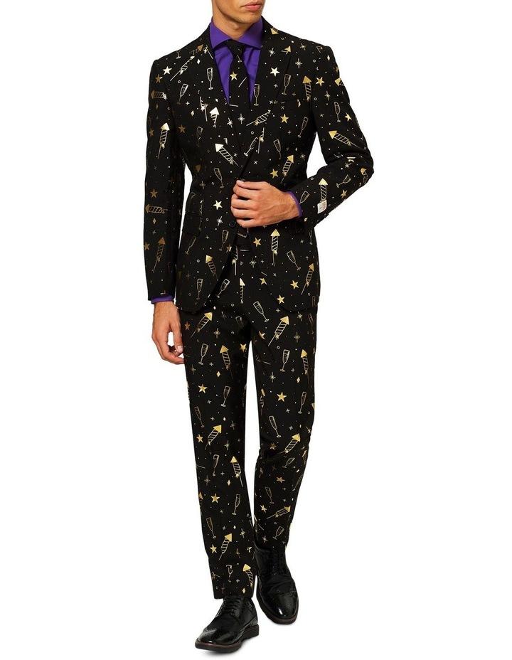 Men's Fancy Fireworks Christmas Suit image 1
