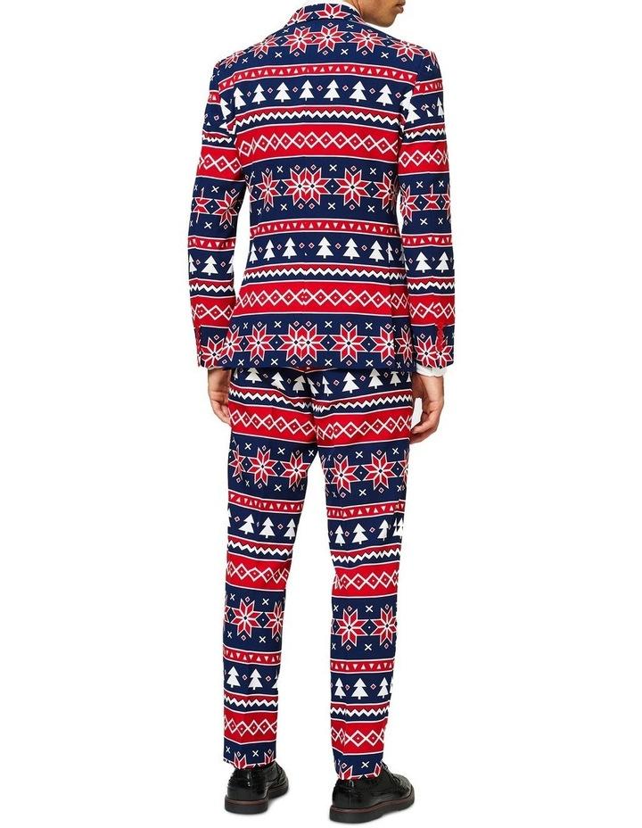Men's Nordic Noel Christmas Suit image 2