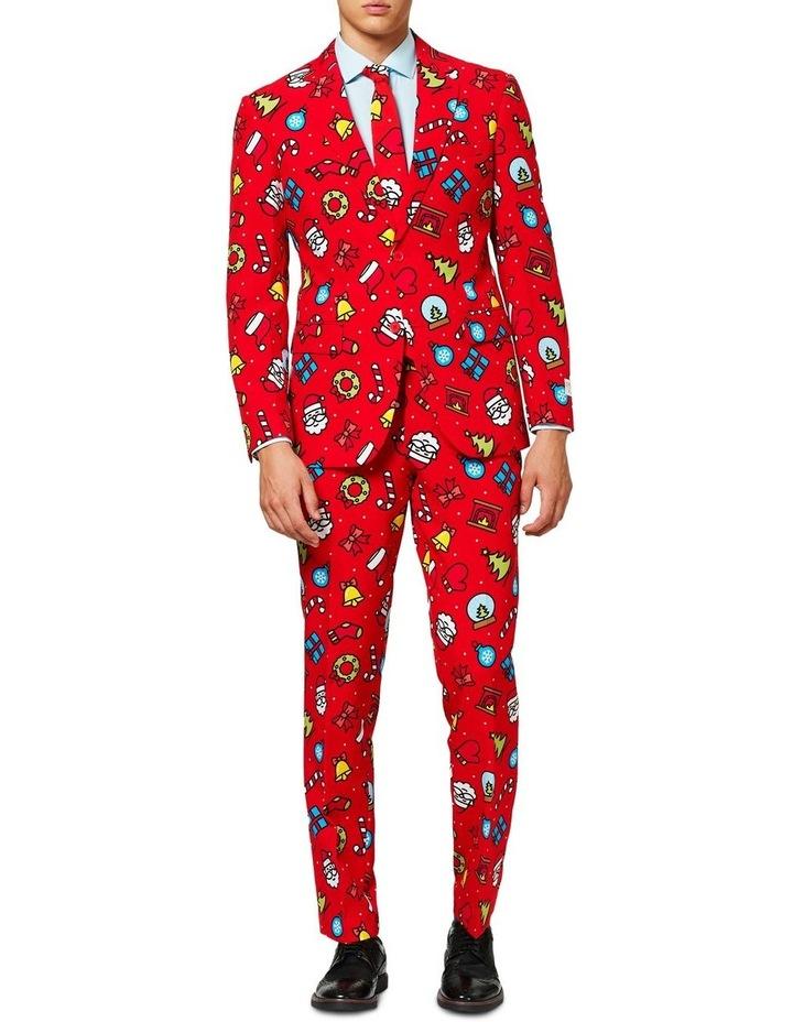 Men's Dapper Decorator Christmas Suit image 1