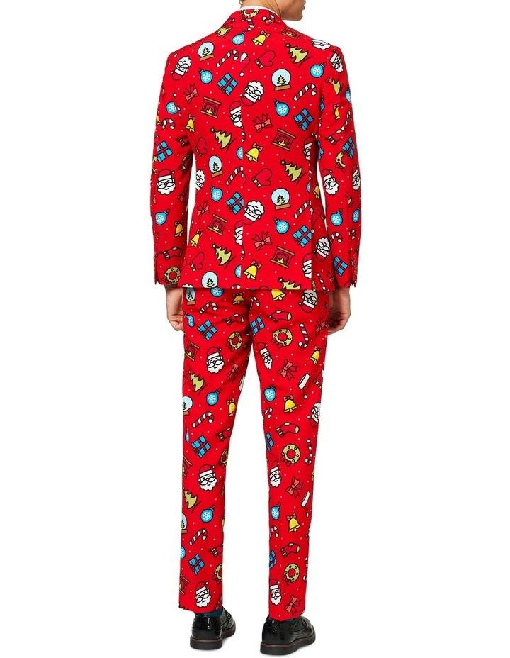 Men's Dapper Decorator Christmas Suit image 2