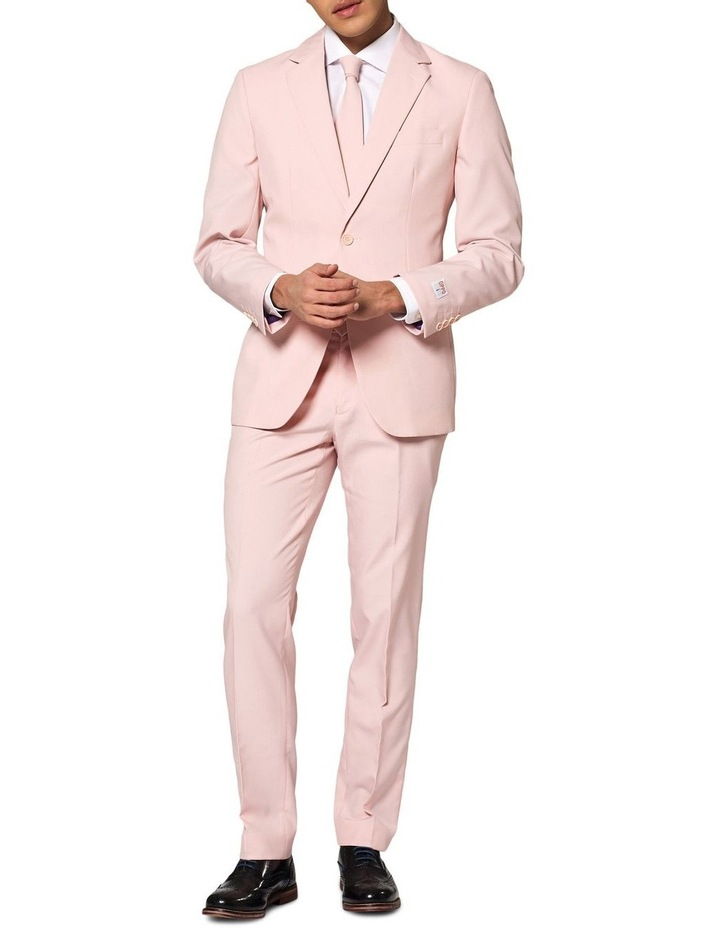 Men's Lush Blush Solid Suit image 1