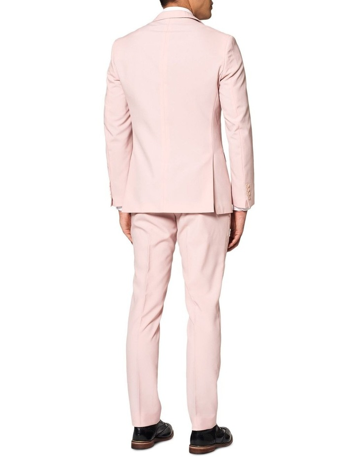 Men's Lush Blush Solid Suit image 2