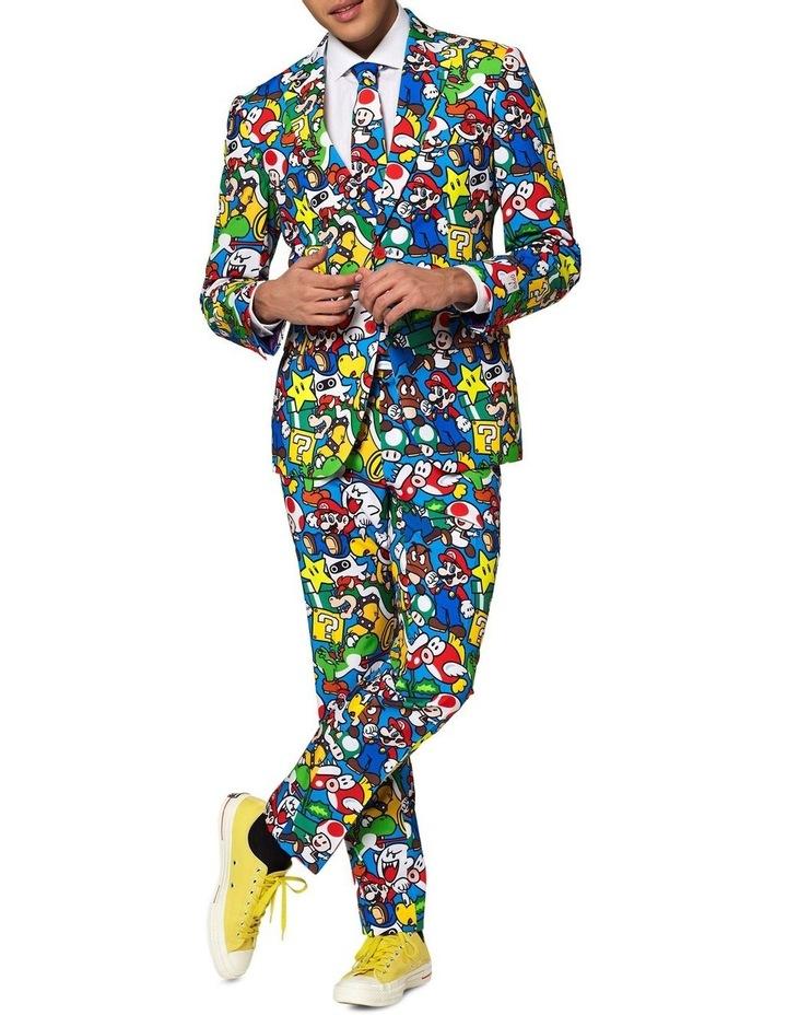 Men's Super Mario Licenced Suit image 1