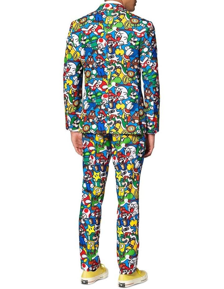 Men's Super Mario Licenced Suit image 2