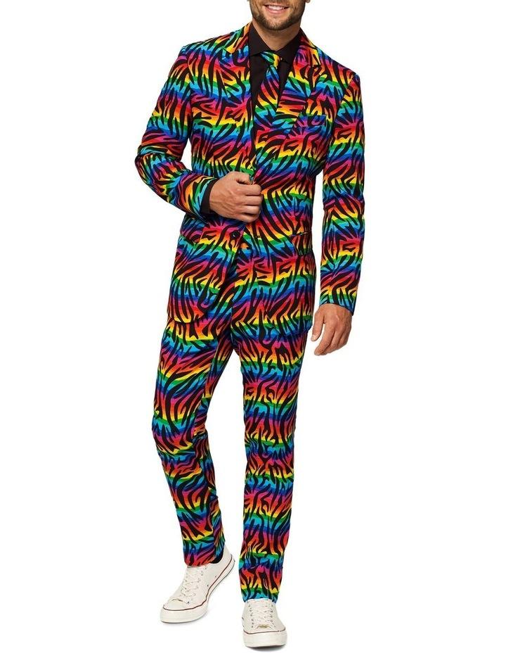 Men's Wild Rainbow Pride Suit image 1