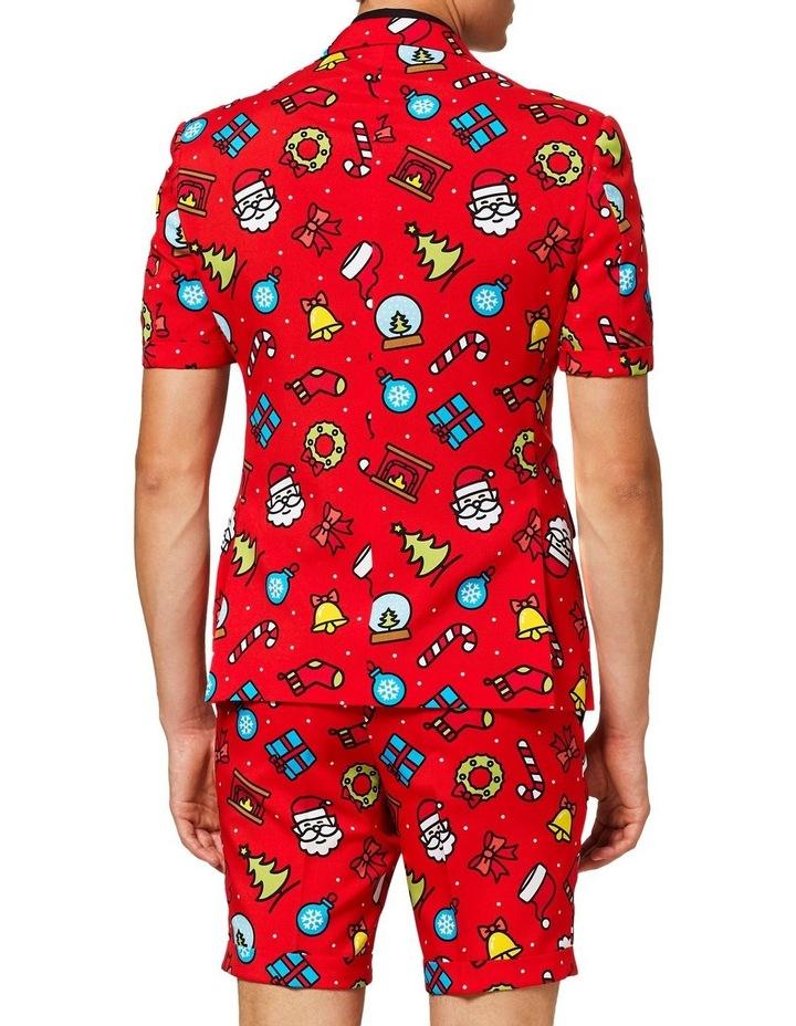 Men's Summer Dapper Decorator Christmas Suit image 2