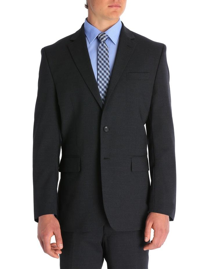 Plain Regular Fit Suit Jacket image 1