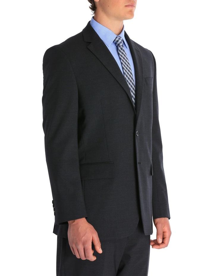 Plain Regular Fit Suit Jacket image 2