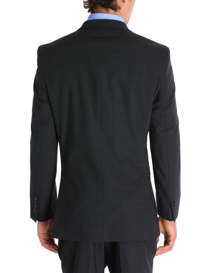 Plain Regular Fit Suit Jacket image 3